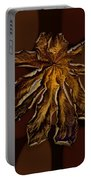 Dry Leaf Collection Psychedelic Portable Battery Charger
