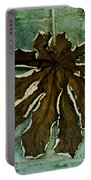 Dry Leaf Collection Wall Portable Battery Charger
