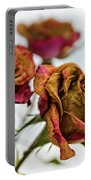 Dry Roses Portable Battery Charger