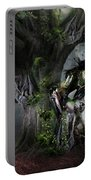 Dryad's Dance Portable Battery Charger