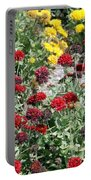 Dubai Flowers Portable Battery Charger