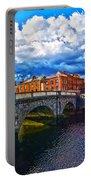 Dublin's Fairytales Around Grattan Bridge 2 Portable Battery Charger