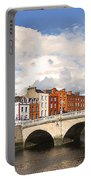 Dublin's Fairytales Around  River Liffey 3 Portable Battery Charger