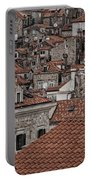 Dubrovnik Rooftops #3 Portable Battery Charger