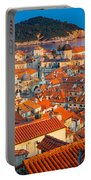 Dubrovnik Rooftops Portable Battery Charger