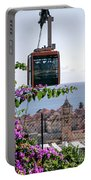 Dubrovniks Cable Car Portable Battery Charger