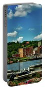 Dubuque Harbor Portable Battery Charger