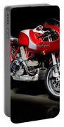 Ducati Mhe Mike Hailwood Evoluzione Portable Battery Charger