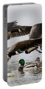 Duck Ducks Portable Battery Charger