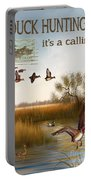 Duck Hunting-jp2783 Portable Battery Charger