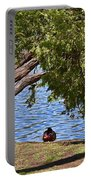 Duck Into The Shade Portable Battery Charger