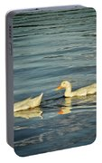 Duck Reflections Portable Battery Charger