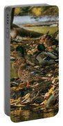 Ducks 3 Portable Battery Charger