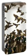 Ducks On The Move Portable Battery Charger
