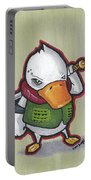 Ducky Death Portable Battery Charger