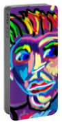 Dude Doodle Portable Battery Charger
