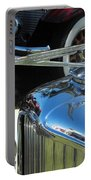 Duesenberg Hood Ornament  Portable Battery Charger