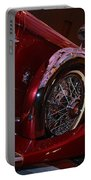 Duesenberg Side View Portable Battery Charger