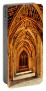 Duke Chapel Portable Battery Charger