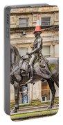 Duke Of Wellington Statue Portable Battery Charger