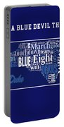 Duke University Fight Song Products Portable Battery Charger
