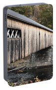Dummerston Covered Bridge Portable Battery Charger