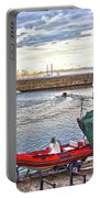 Dun Laoghaire 19 Portable Battery Charger