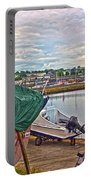 Dun Laoghaire 17 Portable Battery Charger