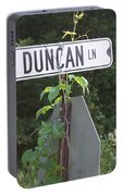 Duncan Ln Portable Battery Charger