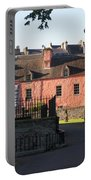 Dunfermline. Abbot House. Portable Battery Charger