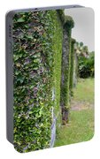Dungeness Ivy Wall Portable Battery Charger