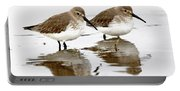 Dunlin Seeing Double Portable Battery Charger