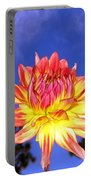 Dusk And A Dahlia Portable Battery Charger