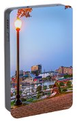 Dusk At Federal Hill Portable Battery Charger