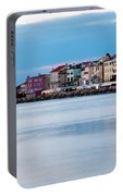 Dusk Over Piran Portable Battery Charger