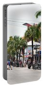 Duval St. Portable Battery Charger