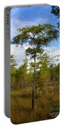 Dwarf Cypress Tree Portable Battery Charger
