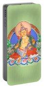 Dzambala The Buddha Of Wealth Portable Battery Charger