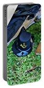 E Company Black Hat Portable Battery Charger