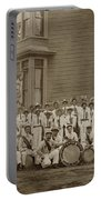 Eagle Band's Drum Corps. Native Sons Of The Golden West  Circa 1908 Portable Battery Charger