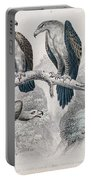 Eagle Birds Print Portable Battery Charger
