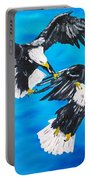 Eagle Fight Portable Battery Charger