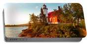 Eagle Harbor Lighthouse, Michigan Portable Battery Charger