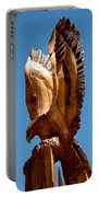 Eagle Has Landed Portable Battery Charger
