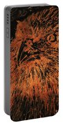 Eagle Metallic Copper Portable Battery Charger