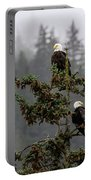 Eagles On Watch 1 Portable Battery Charger