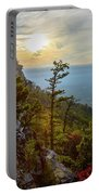 Early Autumn On Pilot Mountain Portable Battery Charger