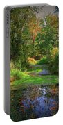 Early Fall At Montauk State Park  Portable Battery Charger