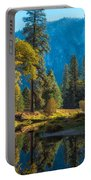 Early Fall Portable Battery Charger