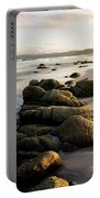 Early Morning At Friendly Beaches Portable Battery Charger